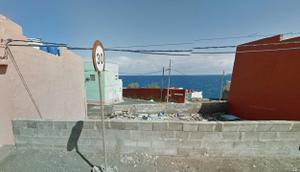 Venta Terreno Terreno Urbanizable punta de galdar-189 m.vistas mar.urbanizable
