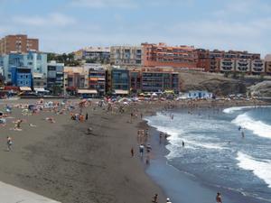 Piso en Alquiler en Playa de Melenara-3hab.2baños.100m / Telde