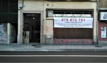 Locales en venta en San José, Zaragoza Capital