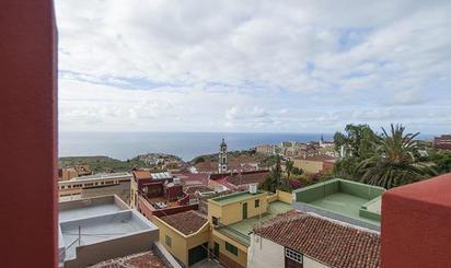 Pisos de alquiler con terraza en Los Realejos