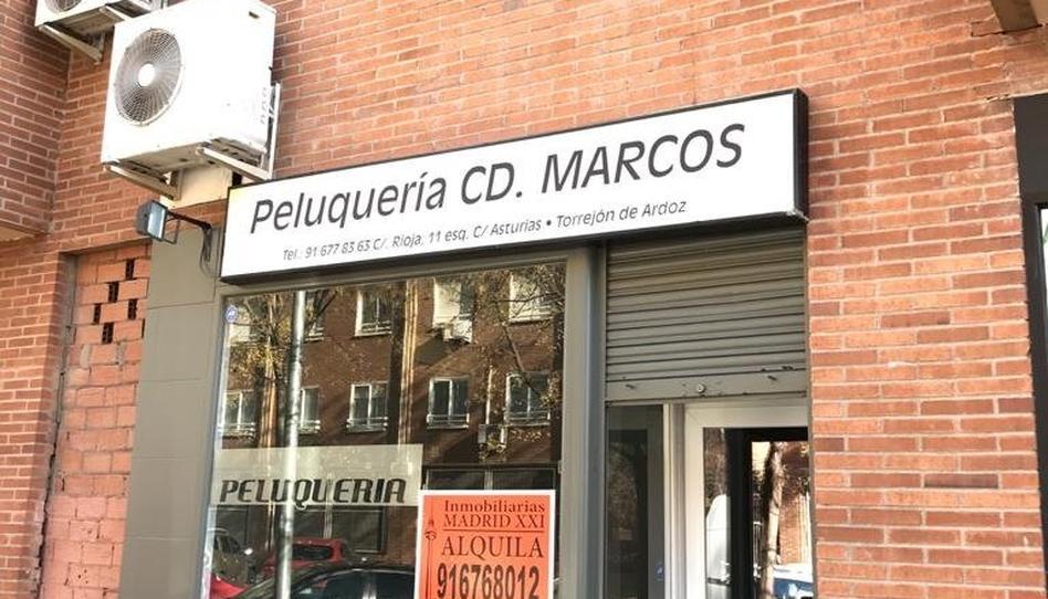 Foto 1 de Local de alquiler en Juncal, Madrid