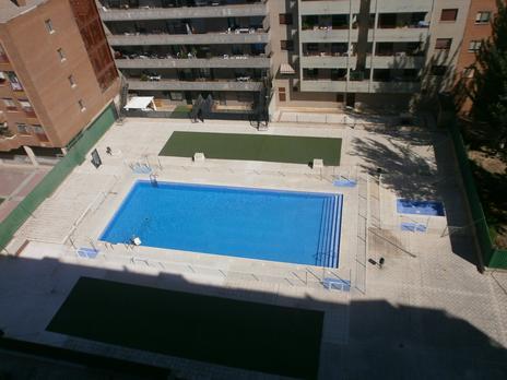 Áticos en venta en Zaragoza Capital