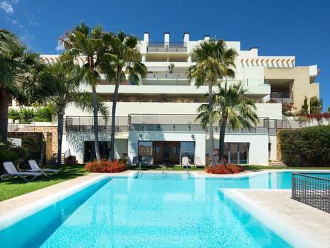 Apartamentos de alquiler con opción a compra con terraza en España