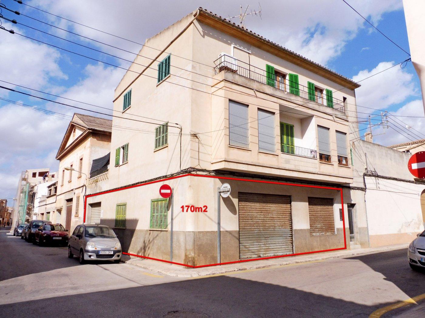 Geschäftsraum  Campos ,campos. Local/cochera de 170 m2 en campos