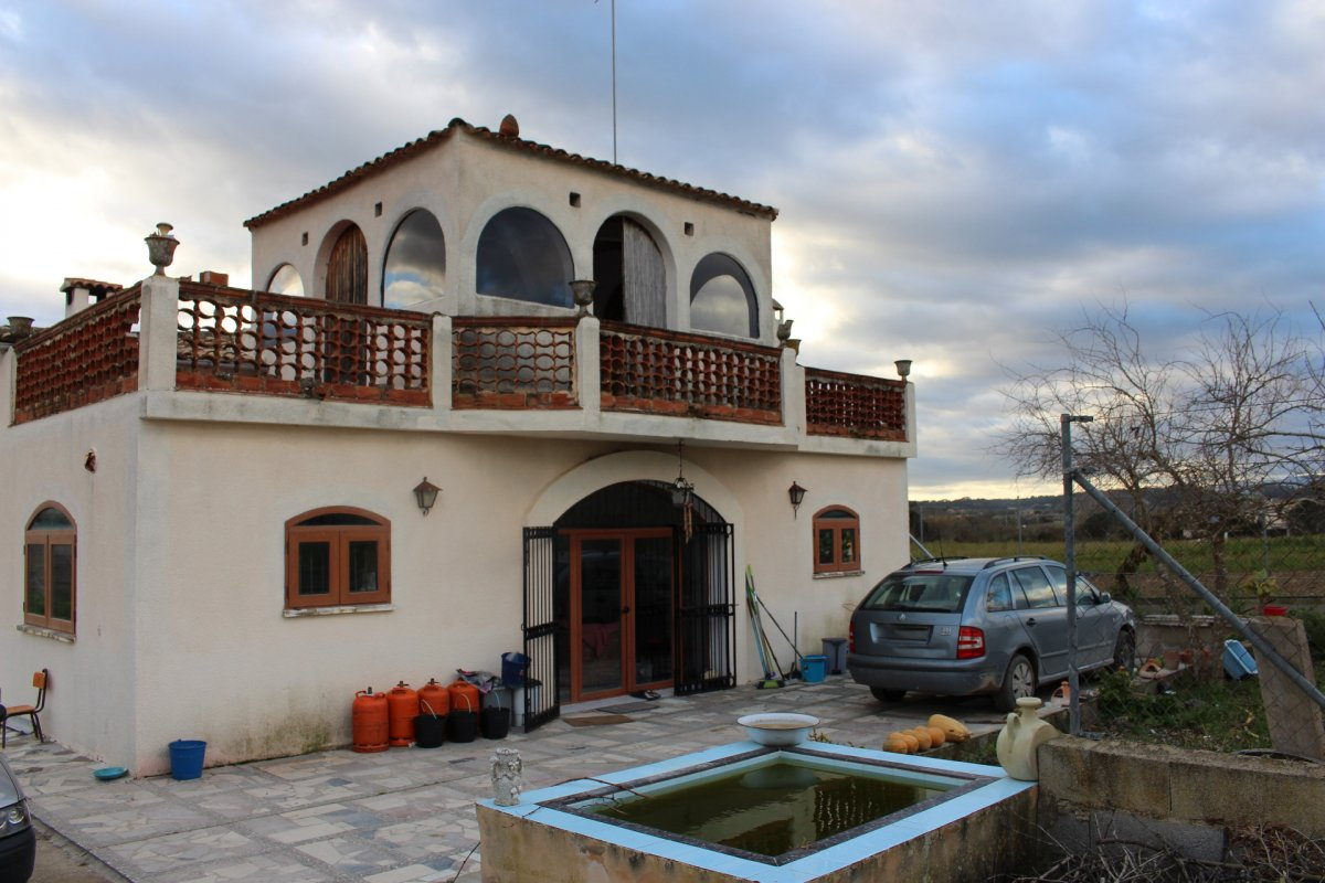 Casa  Sant joan ,Sant Joan. Casa de campo en Sant Joan
