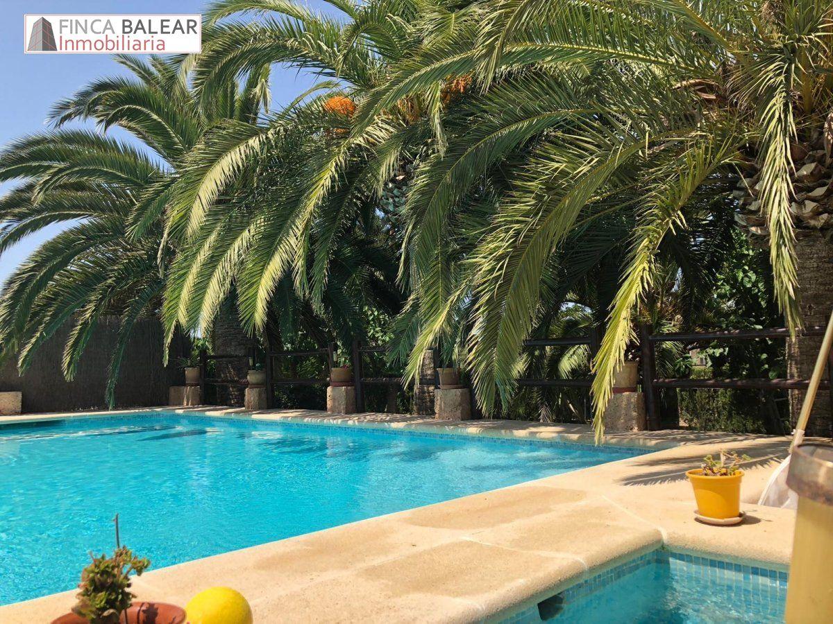 House  Palma de mallorca ,s aranjassa. Villa de 267 m2 en terreno de 1250 m2, ubicada en  palma a 5 min