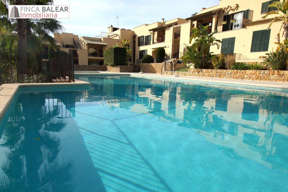Piso  Andratx ,pueblo. Dúplex nuevo en complejo residencial con piscina de andratx