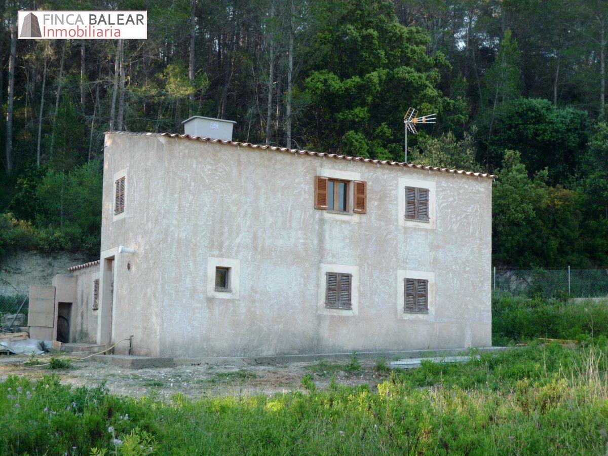 Alquiler Casa  Llubí ,afueras de llubi. Finca rustica de 8400 m2, casa en dos plantas de 120 m2