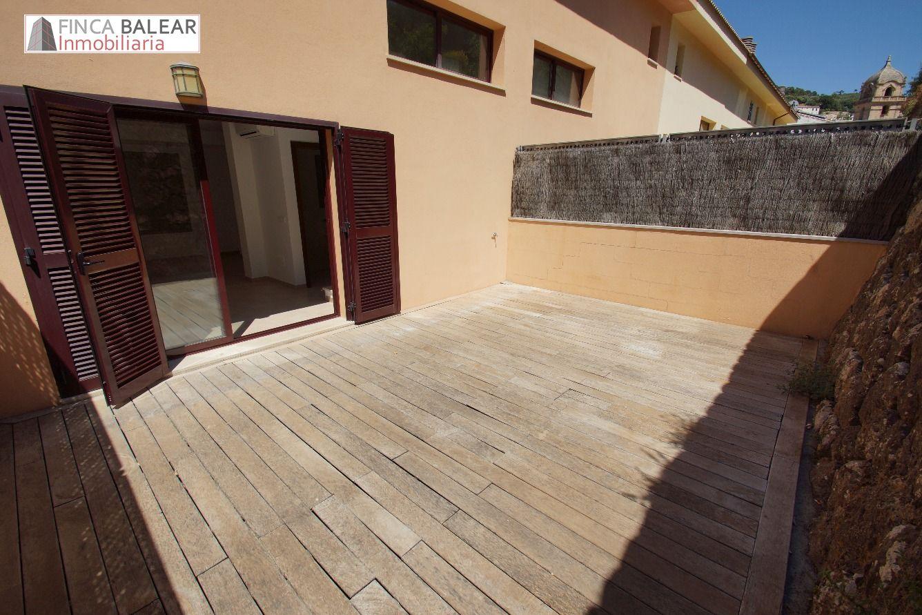 Lloguer Casa  Bunyola ,bunyola. Adosado con terraza en el centro del pueblo de bunyola