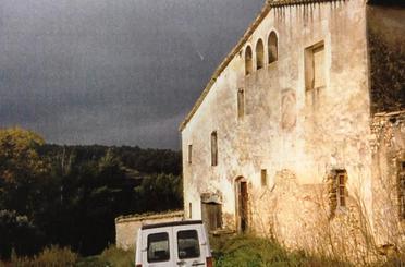 Finca rústica en venta en Olesa de Bonesvalls