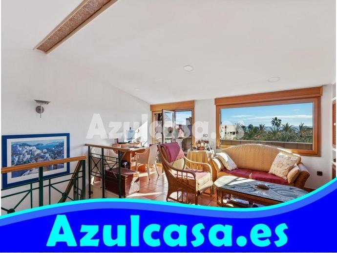 Foto 1 de Casa adosada en San Juan Playa ,Cabo De Las Huertas / Cabo de las Huertas, Alicante / Alacant