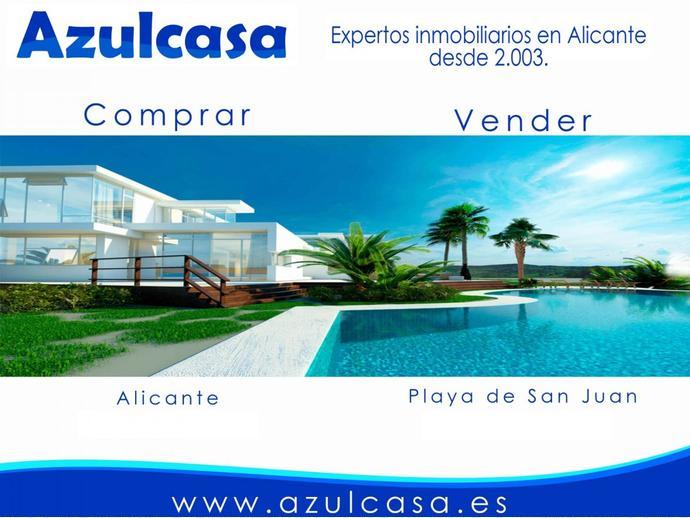 Foto 21 de Casa adosada en San Juan Playa ,Cabo De Las Huertas / Cabo de las Huertas, Alicante / Alacant