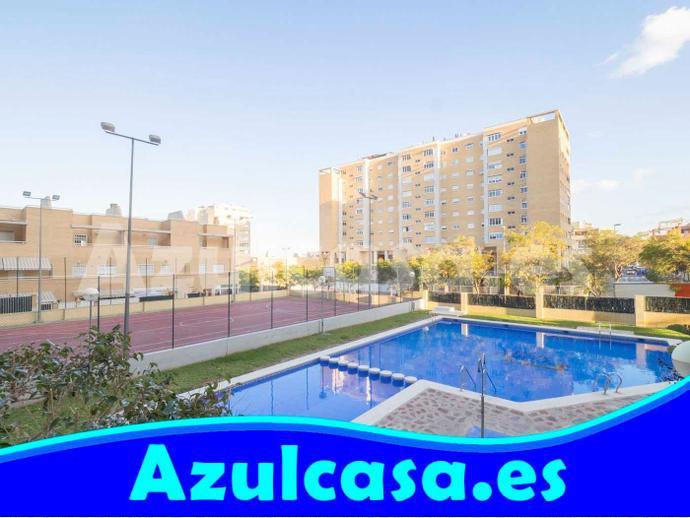 Foto 1 de Piso en Alicante ,San Gabriel / San Gabriel, Alicante / Alacant