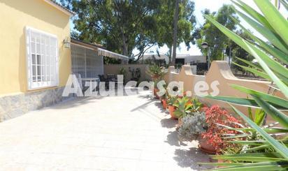 Chalets en venta con parking en Alicante Provincia