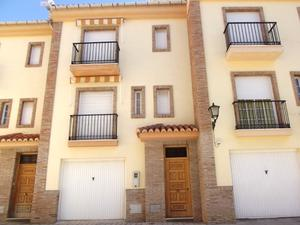 Casa adosada en Alquiler con opción a compra en Centro / Huétor de Santillán