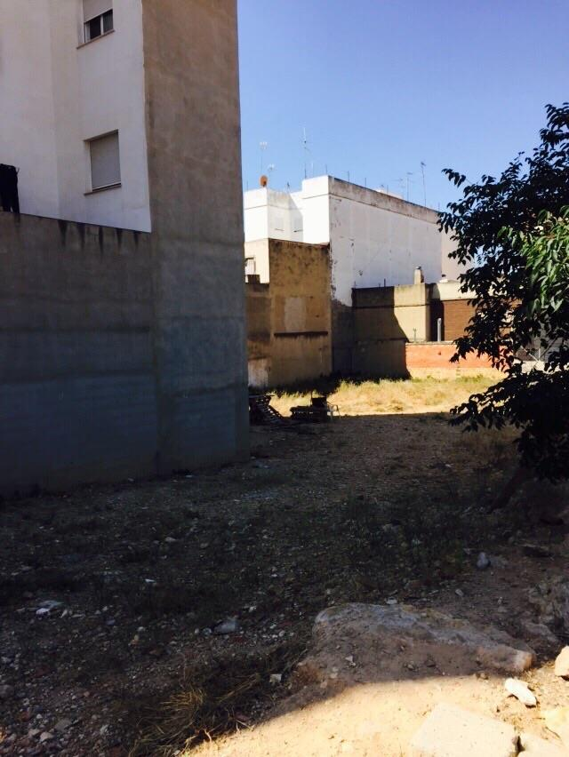 Solar urbano  Paterna. Terreno junto a mercadona casas verdes