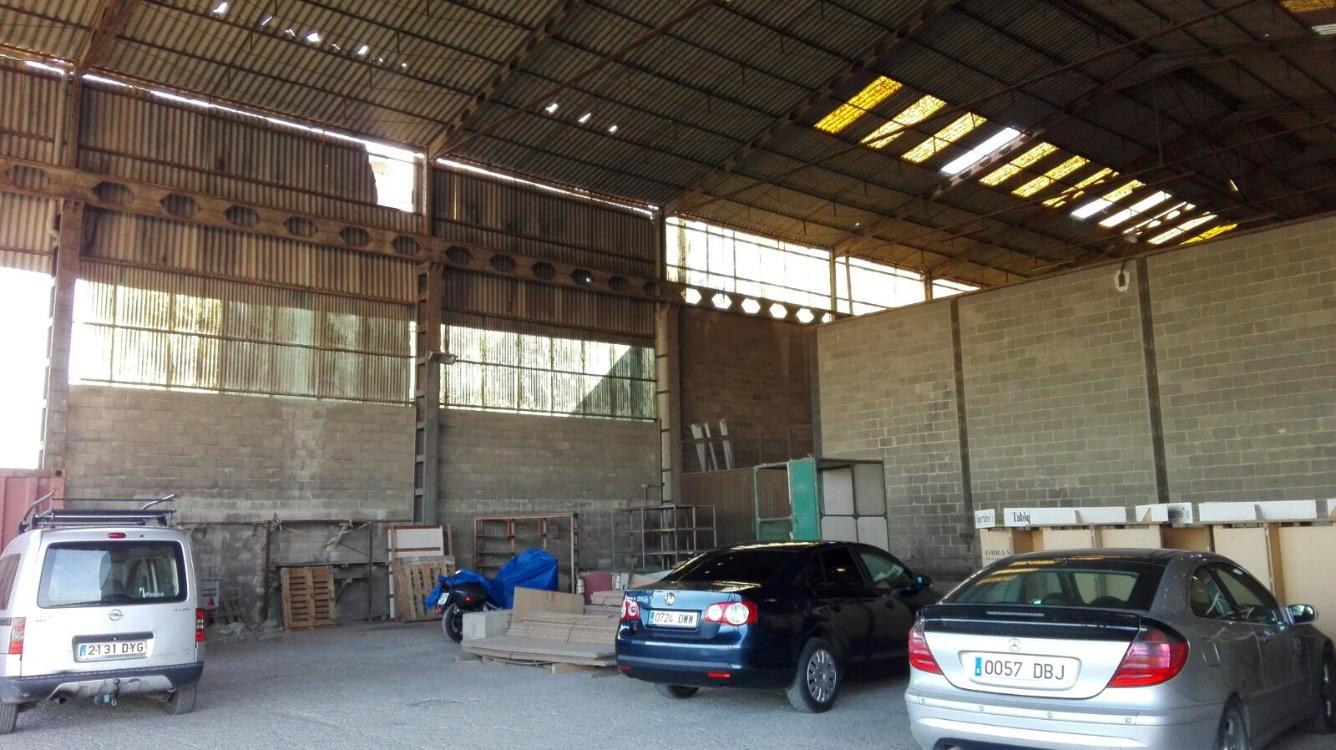 Lloguer Nau industrial  Quatre carreres - la punta. Nave uso exclusivo productos relacionados con la tierra