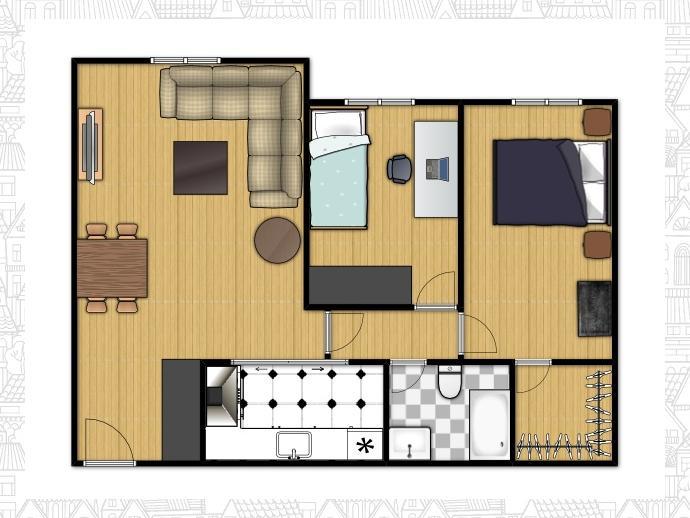 Piso en alcobendas en centro en obra nueva en el centro de for Compartir piso alcobendas