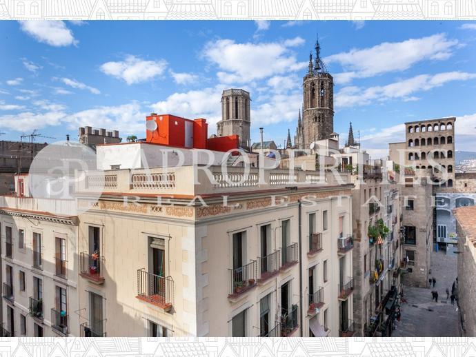 Foto 18 de Piso en Calle Trompetes De Jaume I / Barri Gòtic,  Barcelona Capital