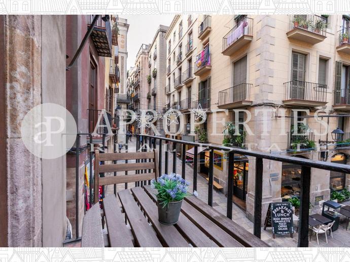 Foto 15 de Piso en Calle Trompetes De Jaume I / Barri Gòtic,  Barcelona Capital