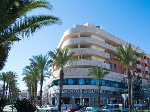 Inmuebles de PARQUE CENTRO de alquiler en España