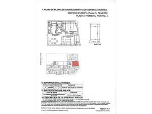 Piso en Alquiler en De Torrecárdenas, 64 / Los Molinos - Villa Blanca