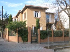 Alquiler Vivienda Casa-Chalet chamartin-plaza de castilla