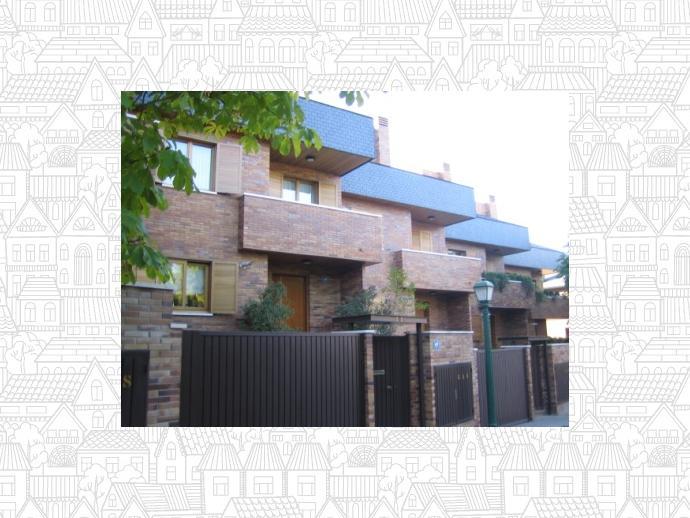 Casa adosada en Madrid Capital en Moncloa en Aravaca ...