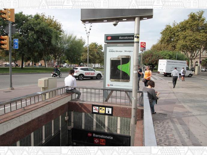 Foto 4 de Piso en  Doctor Aiguader / La Barceloneta,  Barcelona Capital