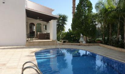 Chalets for holiday rental with heating at España