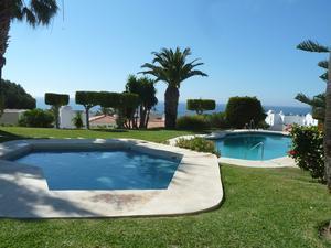 Duplex for holiday rental at España