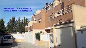 Casa adosada en Venta en Fuentes de Ebro, Zona de - La Puebla de Alfindén / La Puebla de Alfindén
