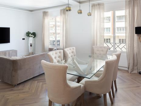 Pisos en venta con terraza en Chamberí, Madrid Capital