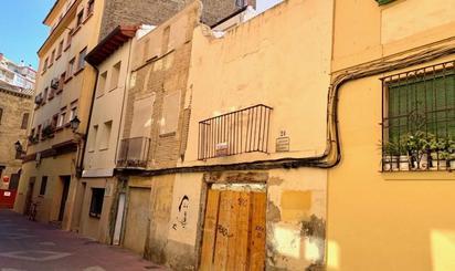 Terrenos en venta en Casco Histórico, Zaragoza Capital