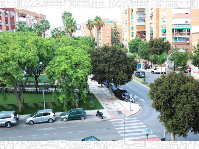 Foto 1 de Piso en Cruz De Humilladero - Santa Cristina - San Rafael / Santa Cristina - San Rafael, Málaga Capital