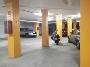 Garajes de alquiler en Málaga Provincia