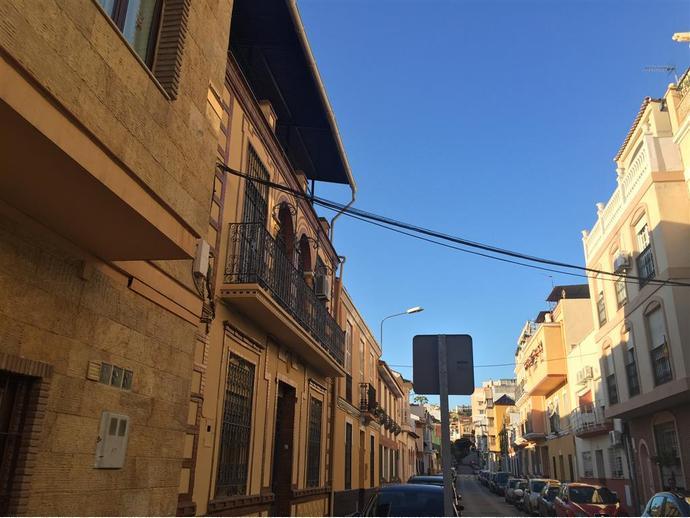 Foto 1 de Casa adosada en Calle General Ibañez / Olletas - Sierra Blanquilla, Málaga Capital