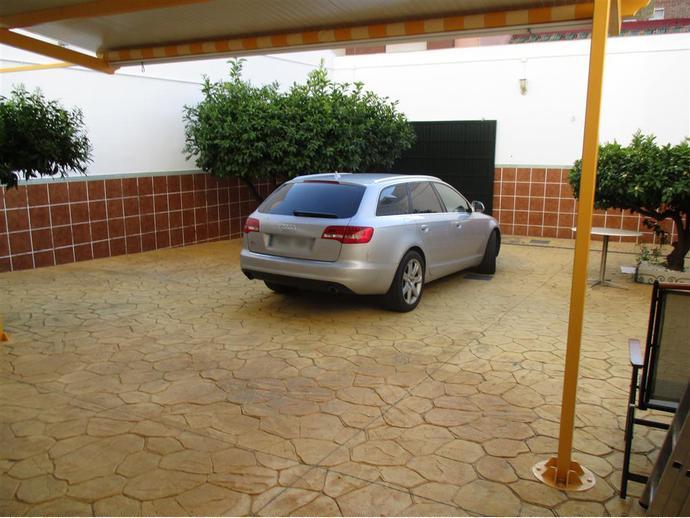 Foto 8 de Casa adosada en  General Ibañez / Olletas - Sierra Blanquilla, Málaga Capital
