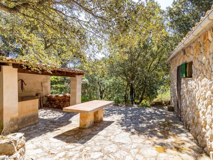 Foto 2 von Country house zum verkauf in Puigpunyent, Illes Balears