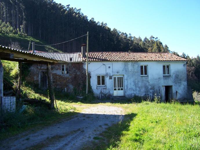 Chalet en ortigueira en antigua casa de labranza para restaurar 457 138840133 fotocasa - Restaurar casas antiguas ...