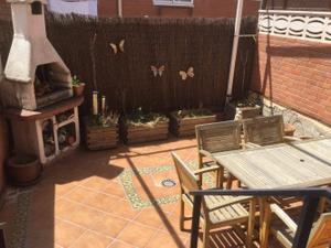 Alquiler Vivienda Casa adosada plaza de españa