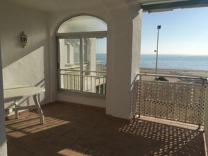 Apartamento en Venta en Playa del Racó 1ª Línea / Racó