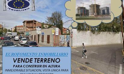 Urbanizable en venta en Avenida Ramón y Cajal, Yuncos