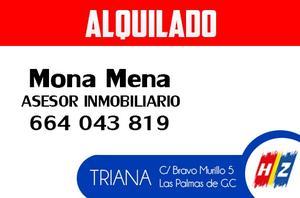 Piso en Alquiler en Guanarteme - Canteras / Isleta - Puerto - Guanarteme