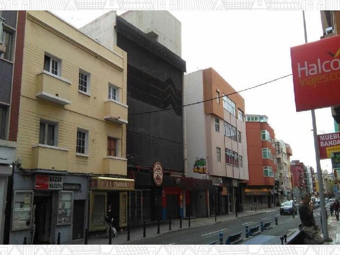 Local comercial en las palmas de gran canaria en centro en for Alquiler pisos alcaravaneras