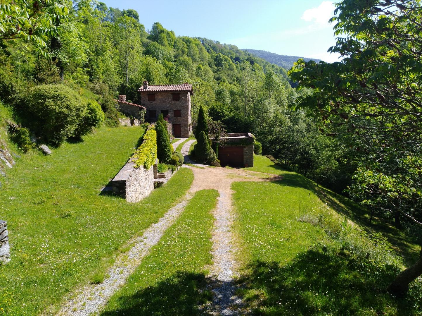 Location saisonnière Maison  Camino. Excepcional casa per relaxar-se completament . 8 places amb lli