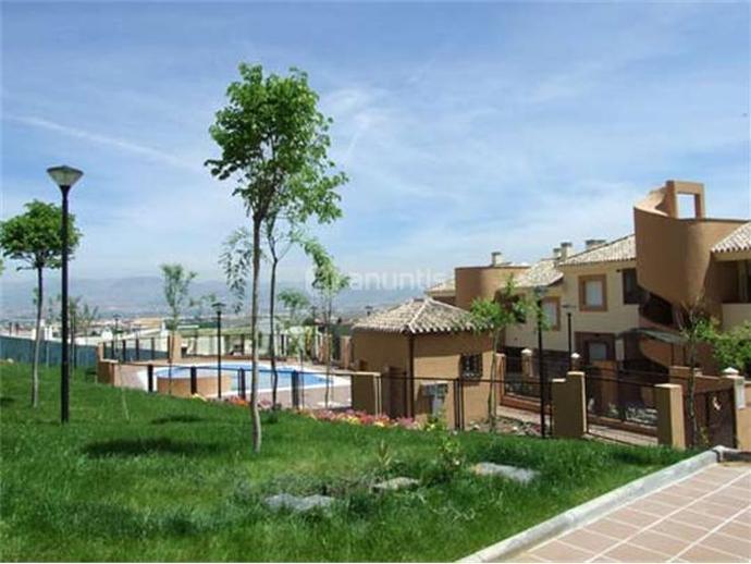 Foto 1 de Piso de alquiler en San Francisco - Chorillo, Granada
