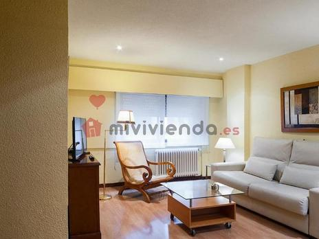 Lofts de alquiler en Madrid, Zona de