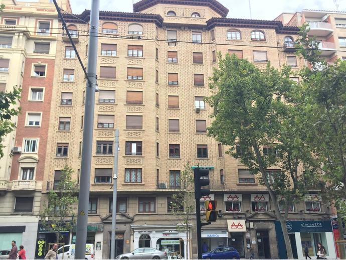 piso en zaragoza capital en centro en paseo gran via 32