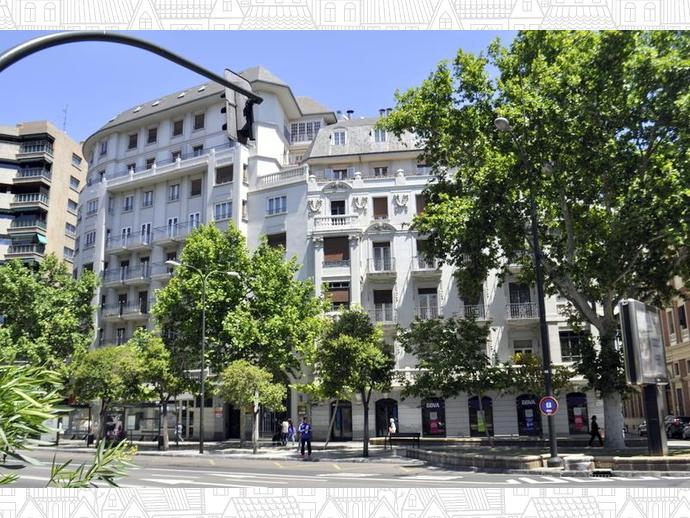 Piso en zaragoza capital en centro en paseo pamplona 2 for Hoteles familiares en zaragoza capital